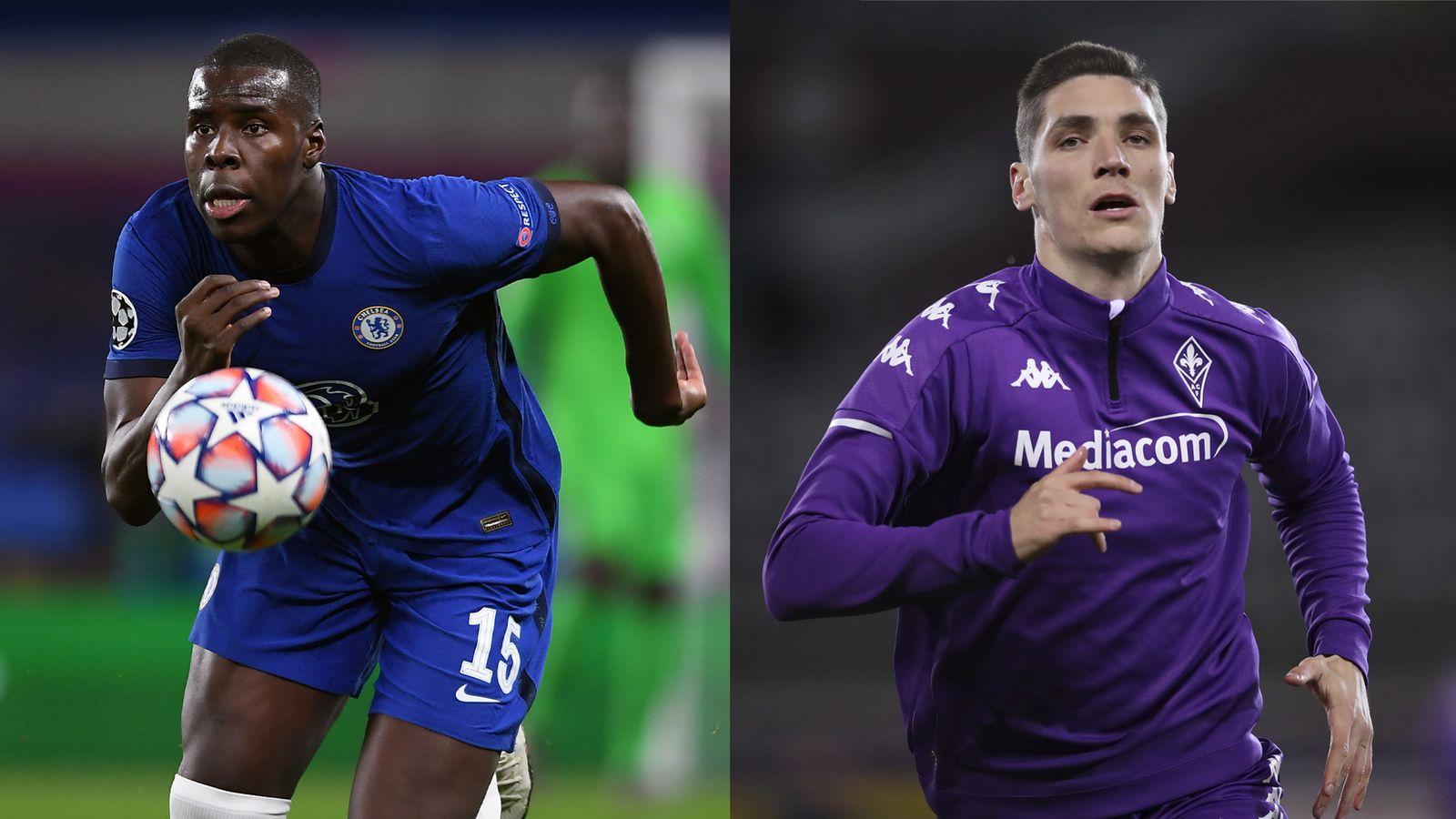 چلسی / فیورنتینا / Serie A / Chelsea / Premier League