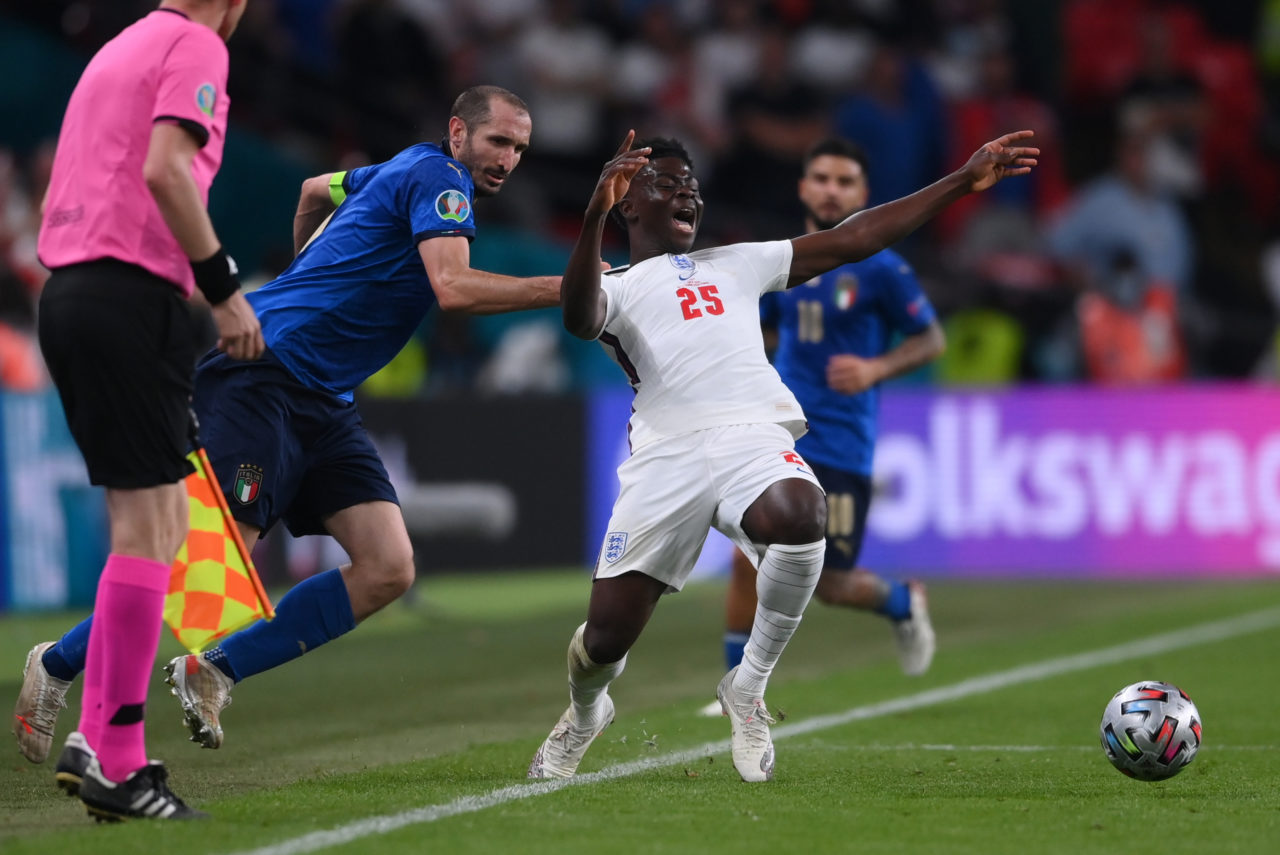 ایتالیا/انگلیس/فینال یورو 2020