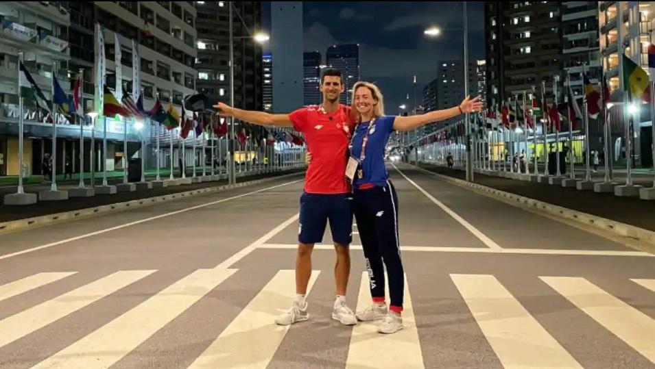 المپیک توکیو / تنیس