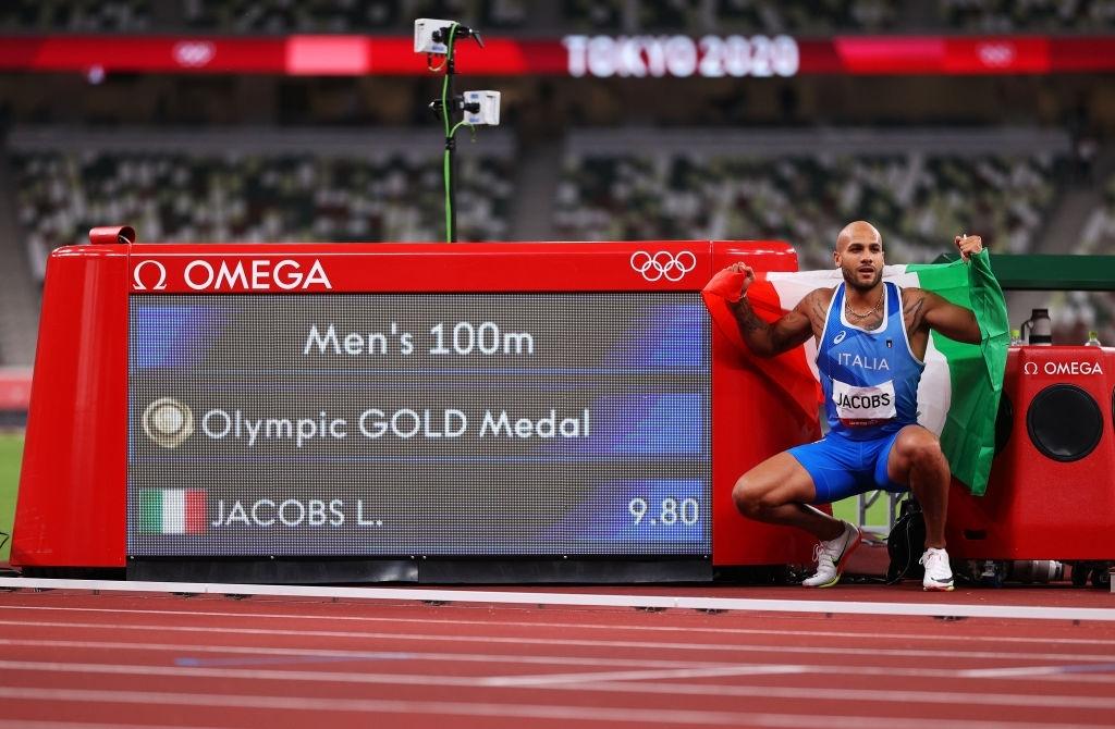 دو 100 متر المپیک