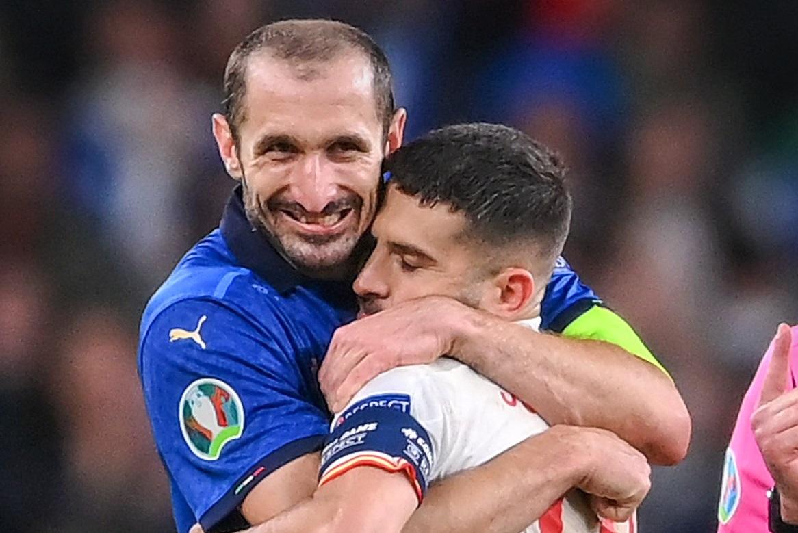 یورو 2020 / ایتالیا / اسپانیا