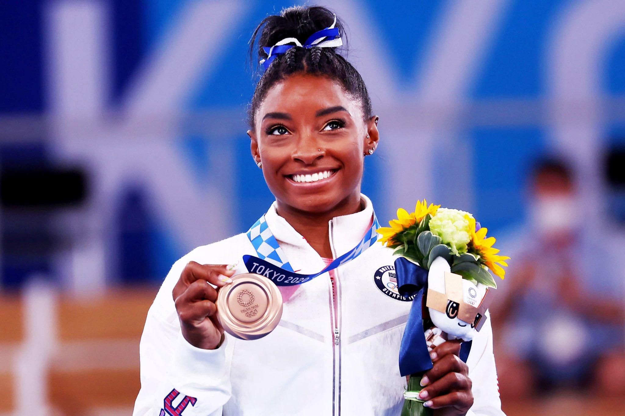 المپیک توکیو / آمریکا / ژیمناستیک