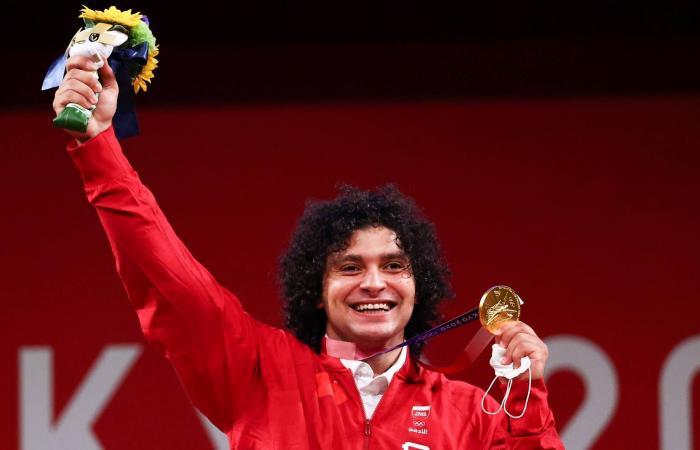 المپیک توکیو / وزنه برداری