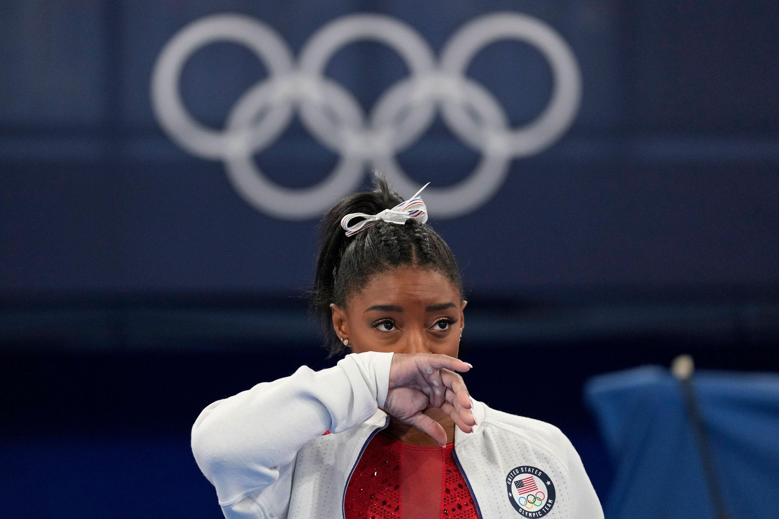 ژیمناستیک در المپیک