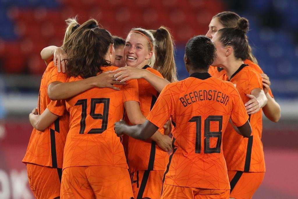 تیم ملی زنان هلند