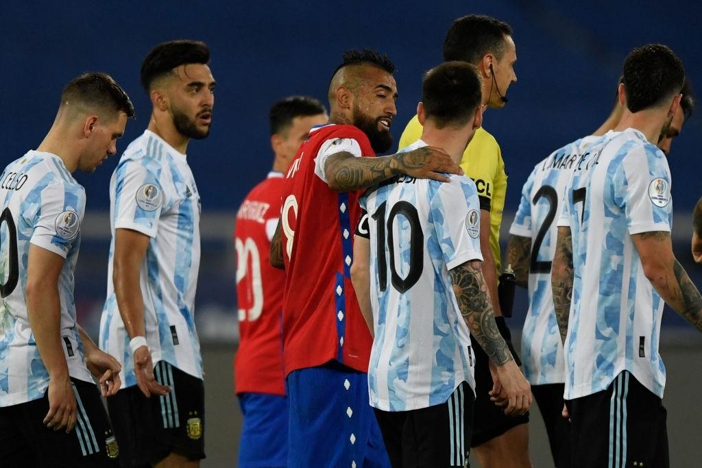 آرژانتین / شیلی / کوپا آمریکا / Argentina / Chile / Copa America